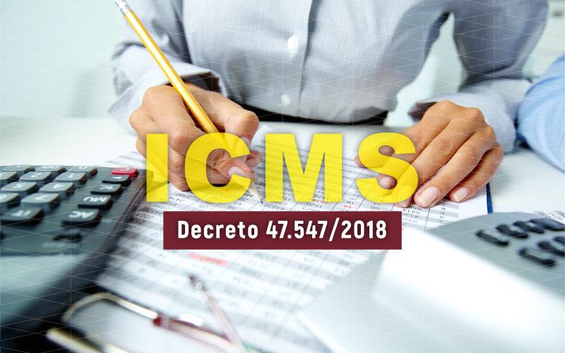 Decreto 47.547/2018