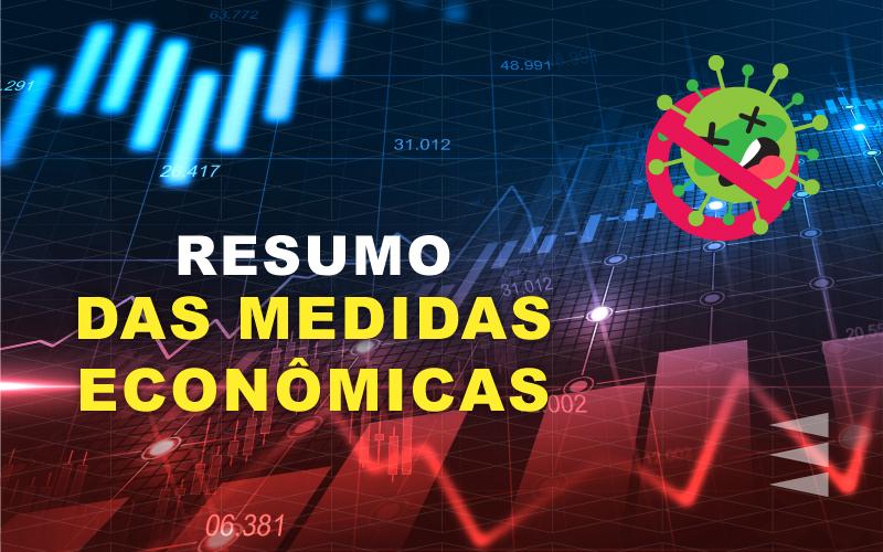 Coronavírus – Medidas de Redução do Impacto Econômico