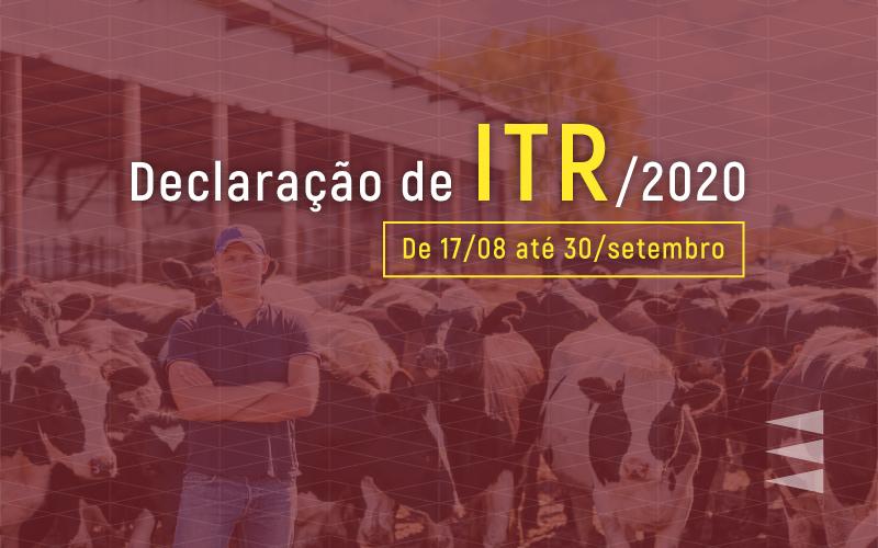 Declaração de ITR/2020
