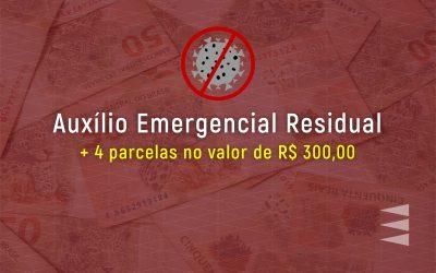 Auxílio Emergencial Residual