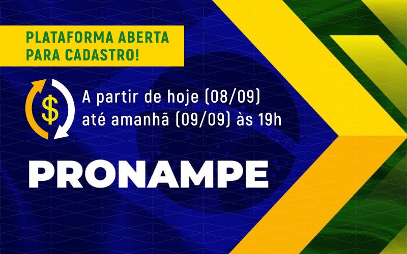 BDMG Pronampe