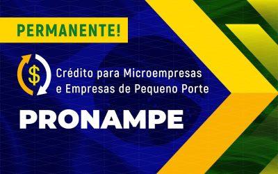 Bolsonaro sanciona lei que torna permanente o Pronampe