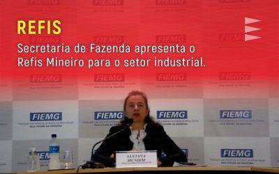Refis Mineiro para o setor industrial