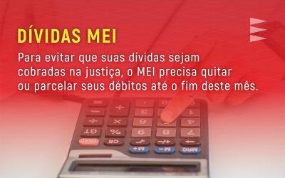 MEI devem regular dívidas até 31 de agosto